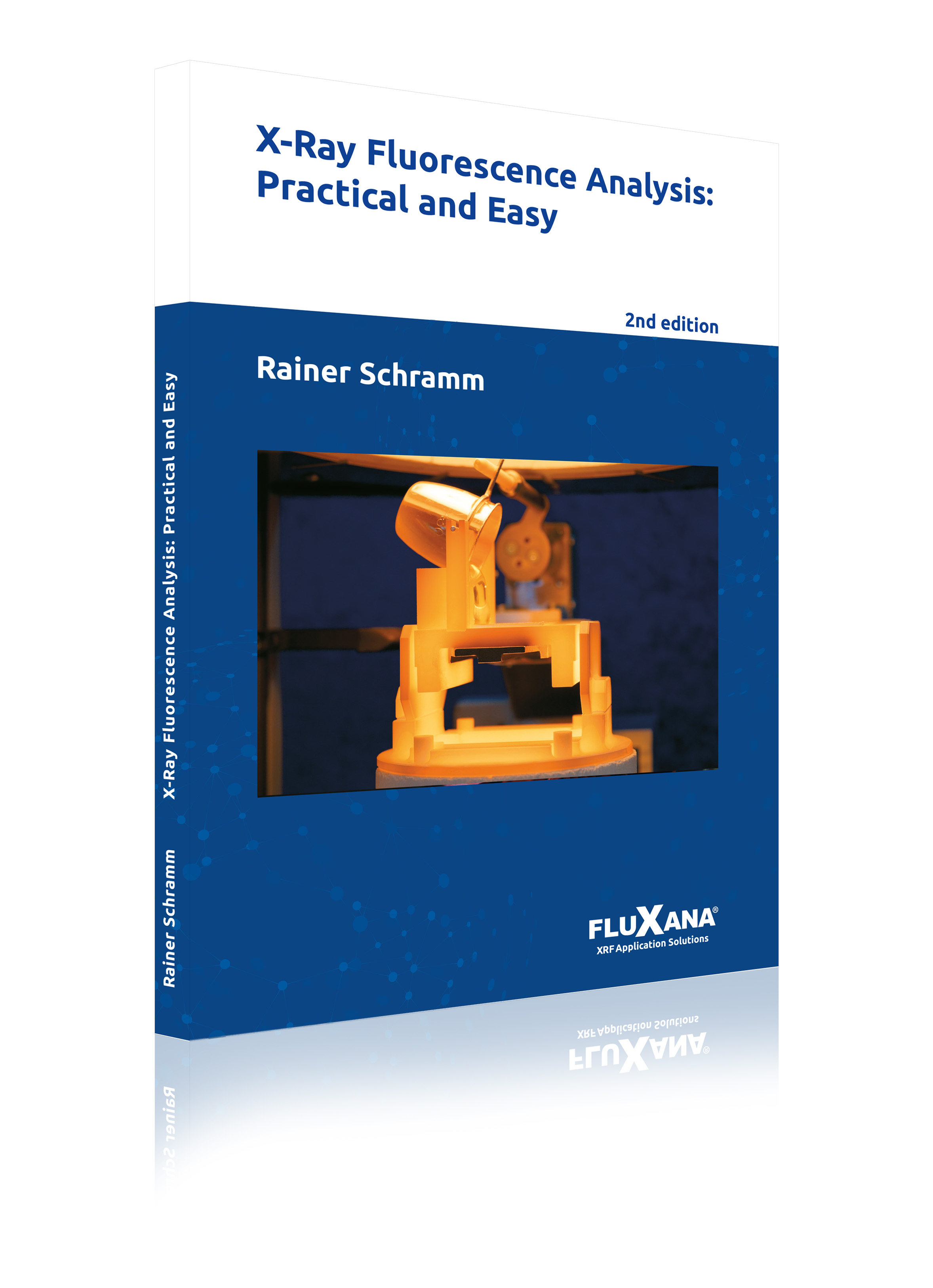 Livre fluorescence X XRF Practical and Easy
